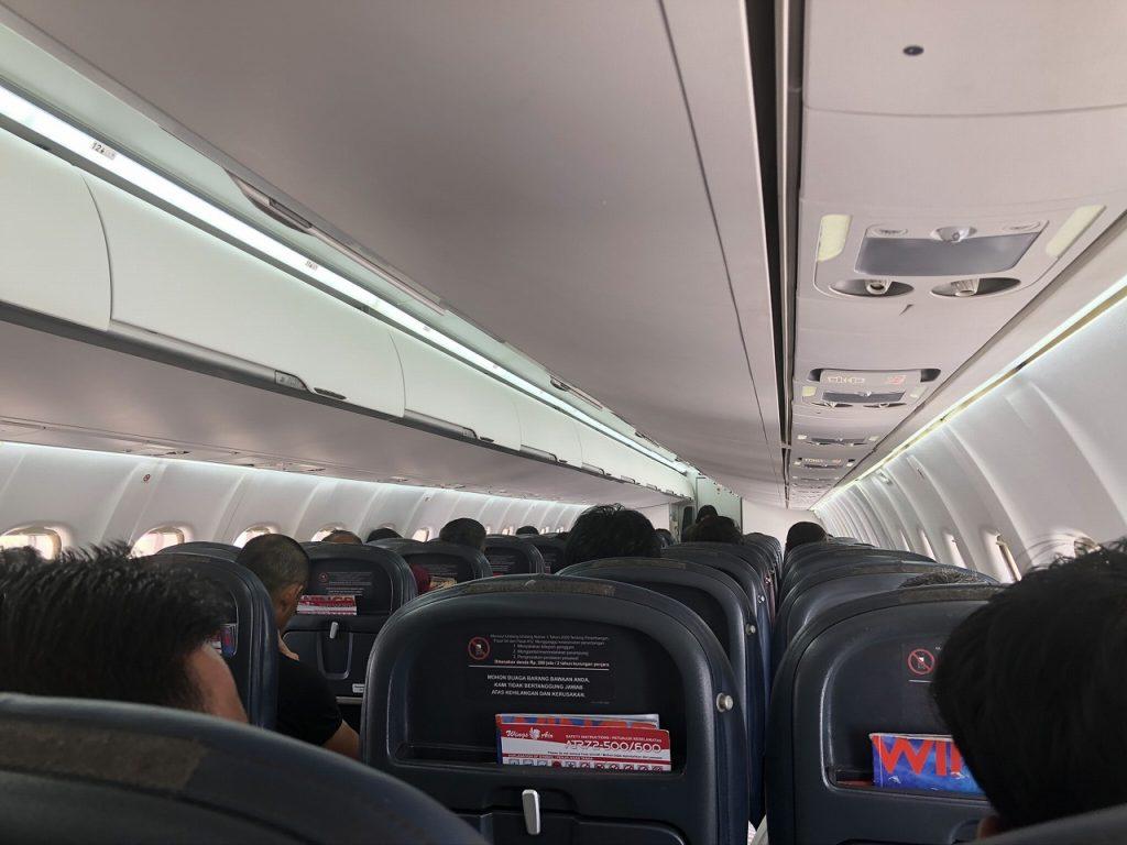 wingair座席