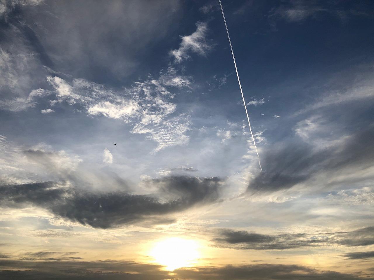 マカッサルの夕陽